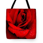 A Rose For A Sweetheart Tote Bag