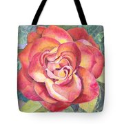 A Rose For Mom Tote Bag