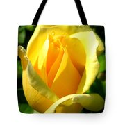 A Rose For My Friend Tote Bag