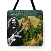 A Rose For The Hills Tote Bag