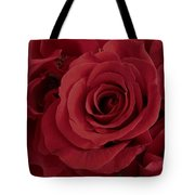 A Rose Within A Rose Tote Bag