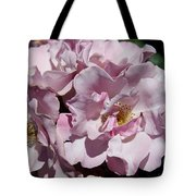 A Rose Named Blueberry Hill  Tote Bag