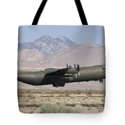 A Royal Air Force C130k Hercules Tote Bag