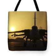 A Royal Air Force Tornado F3 Tote Bag