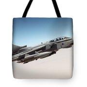 A Royal Air Force Tornado Gr4  Tote Bag