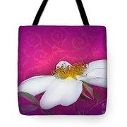A Royal Rose Tote Bag
