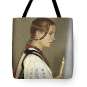 A Rumanian Bridesmaid Tote Bag
