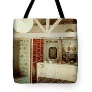 A Rustic Kitchen Tote Bag