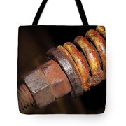 A Rusty Spring Tote Bag