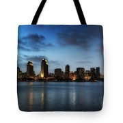 A San Diego Evening Tote Bag