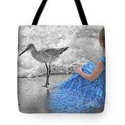 A Sandpiper's Dream Tote Bag