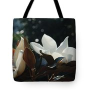 A Sea Of Magnolias Tote Bag