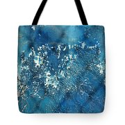 A Sea Of Patterns Tote Bag