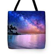 A Sea Of Stars At Poipu Tote Bag