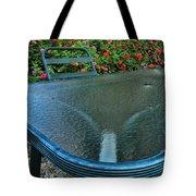 A Sea Of Zinnias 03 Tote Bag