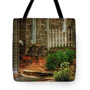 A Seat In The Shade Tote Bag