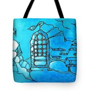 A Secluded Place Tote Bag