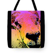What Is So Sheep About A Kiss Tote Bag