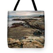 A Shot Of An Early Morning Aquidneck Island Newport Ri Tote Bag