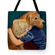 A Shoulder To Cry On Tote Bag