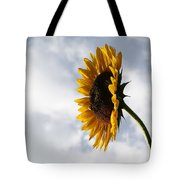 A Side Of Sunflower Tote Bag