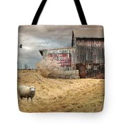 A Sign Of The Times Tote Bag