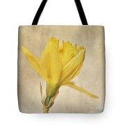 A Simple Daffodil Tote Bag