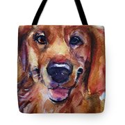 A Simple Smile Tote Bag