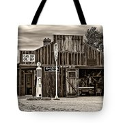 A Simpler Time 3 Monochrome Tote Bag