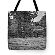 A Simpler Time Bw Tote Bag