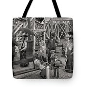 A Simpler Way Of Life Sunday Afternoon Tote Bag