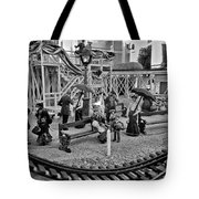 A Simpler Way Of Life Sunday Morning Tote Bag