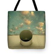 A Single Window Vintage North Shore Club Salton Sea Tote Bag
