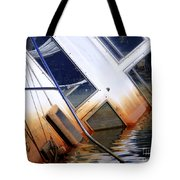 A Sinking Feeling Tote Bag