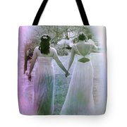 A Sister In Christ Tote Bag
