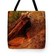 A  Slab Of Rock Tote Bag
