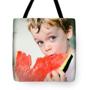 A Slice Of Life Tote Bag