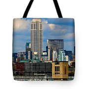 A Slice Of The Apple Tote Bag