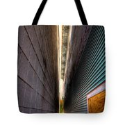A Sliver Of Autumn Tote Bag