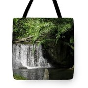 A Small Waterfall Tote Bag
