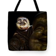 A Smile On The Shoulder Tote Bag