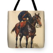 A Soldier Cavalerie Tote Bag