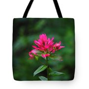 A Sole Wildflower Tote Bag