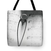 A Song In My Heart Tote Bag