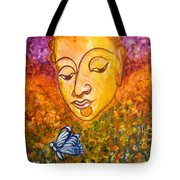 A Soulful Journey Tote Bag