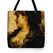 A Spanish Beauty Tote Bag