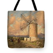 A Spanish Mill Tote Bag