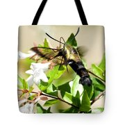 A Sphinx's Pollination Tote Bag