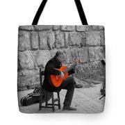 A Splash Of Flamenco  Tote Bag