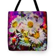 A Splash Of Spring Tote Bag